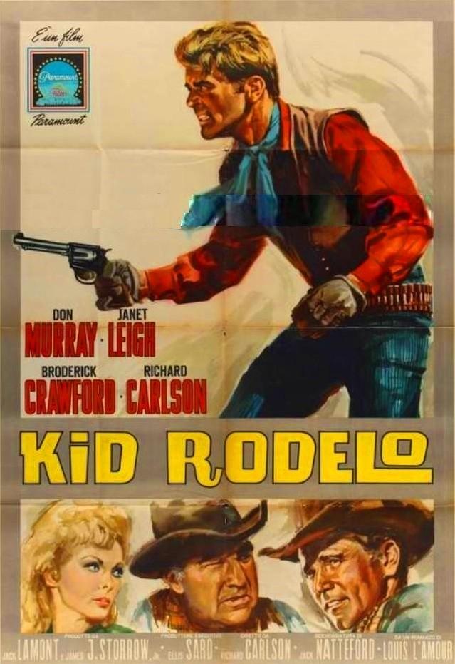 Kid Rodelo - 1966 - Richard Carlson Kid_o_10