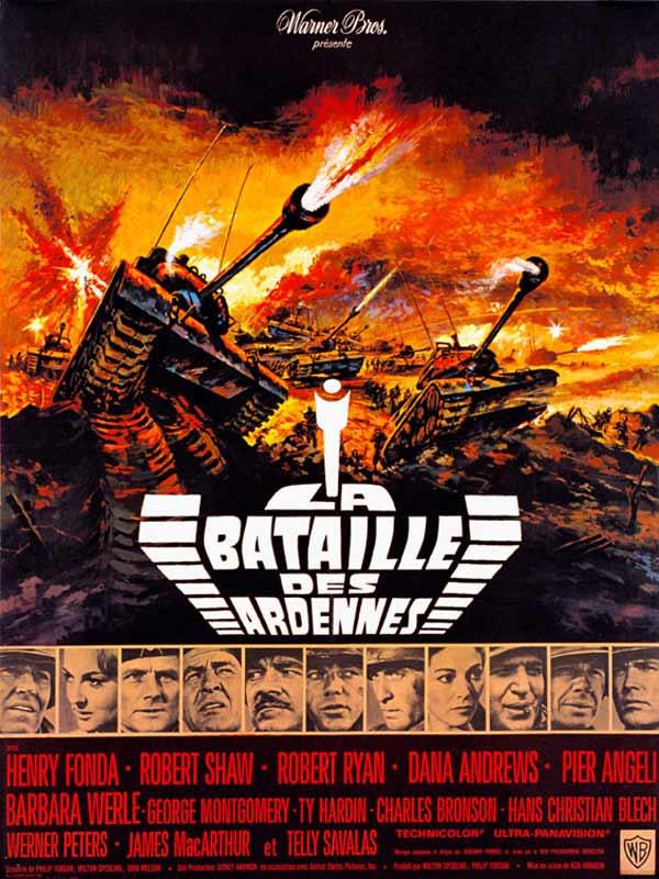 La Bataille des Ardennes - Battle of the Bulge - 1965 - Ken Annakin La-bat10