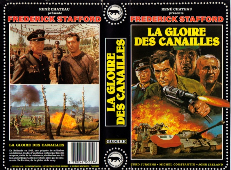 La gloire des canailles - Dalle Ardenne all'inferno - 1967 - Alberto De MARTINO La20gl10