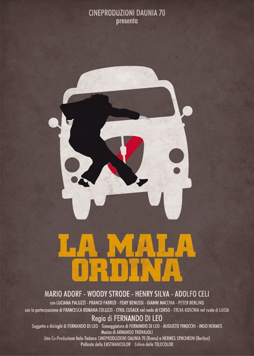 Passeports pour deux tueurs ( la mala ordina ) - 1972 - Fernando Di Leo La_mal10