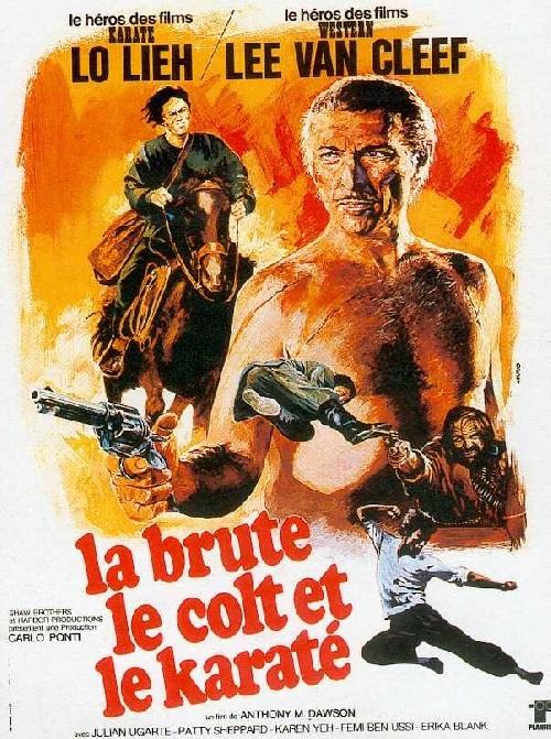 La brute , le colt et le karaté . 1974 . Antonio Margheriti Mod_ar11