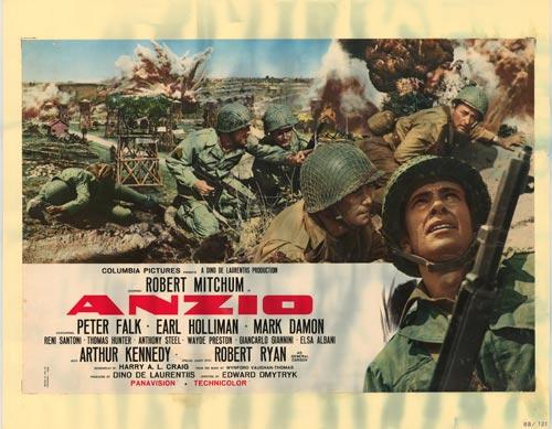 Anzio . 1968 . Edward Dmytryck . Mpw-3512
