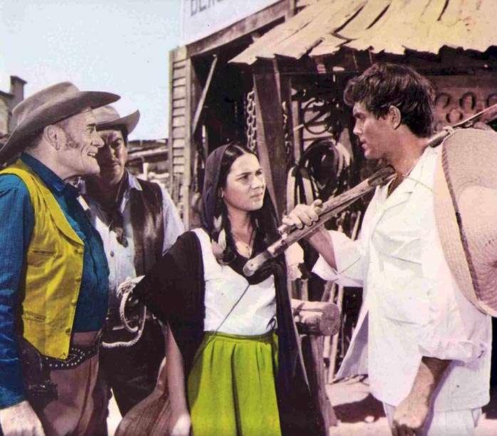 Murieta! - Joaquín Murrieta - 1964 - George Sherman Muriet11