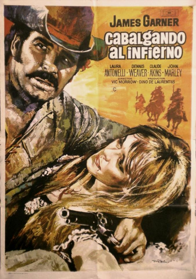 Un nommé Sledge - A Man called Sledge - 1969 - Vic Morrow Nommea10