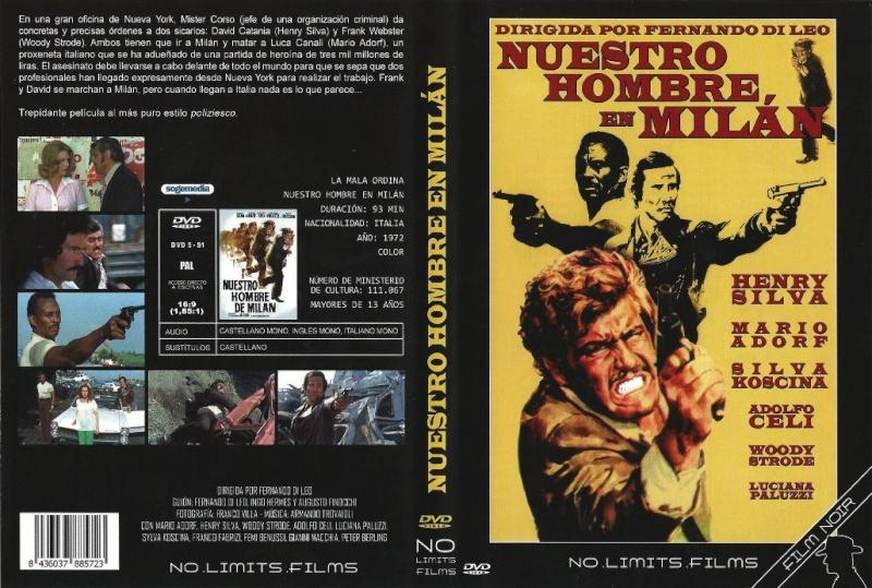 Passeports pour deux tueurs ( la mala ordina ) - 1972 - Fernando Di Leo Nuestr10