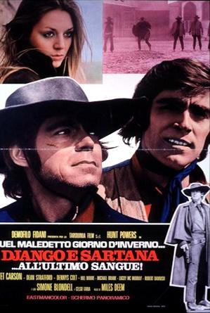 Django et Sartana - Quel maledetto giorno d'inverno... Django e Sartana all'ultimo sangue - 1970 - Demofilo Fidani One_da10