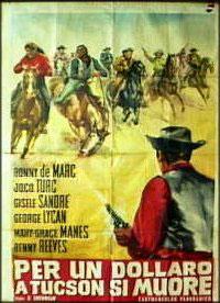 On Meurt à Tucson - Per un dollaro a Tucson si muore - 1964 - Cesare Canevari  Per_un11