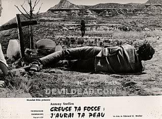 Creuse ta fosse, j'aurai ta peau - Perche' uccidi ancora - 1965 - José Antonio de la Loma & Edoardo Mulargia Perche12
