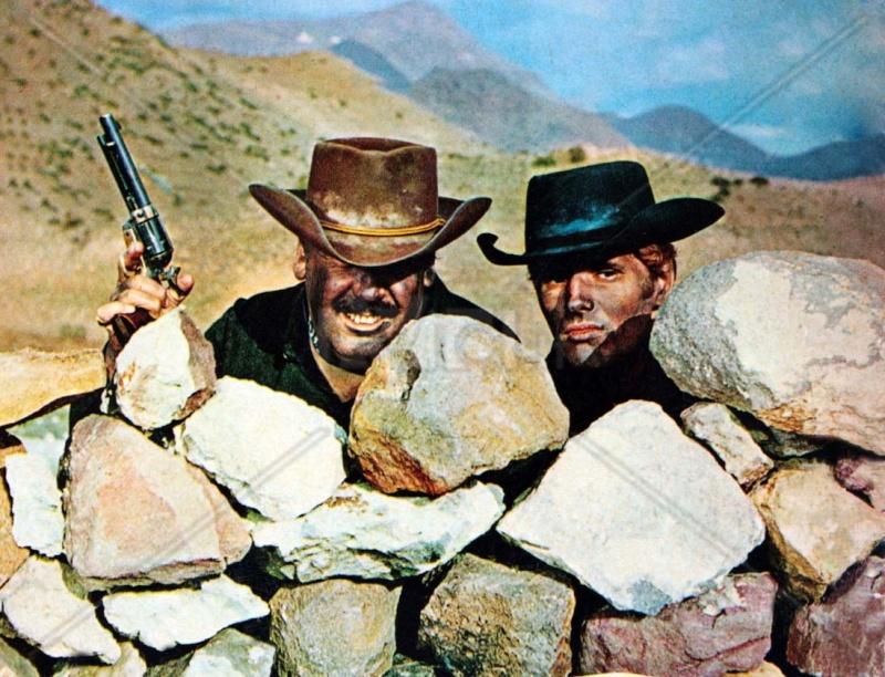 Un pistolet pour Ringo - Una Pistola per Ringo - 1965 - Duccio Tessari Pistol16