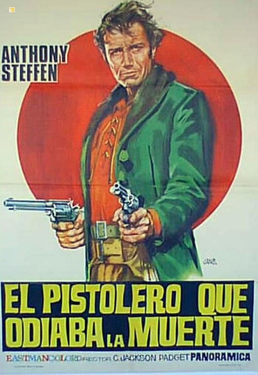 Deux pistolets pour un lâche (Il pistolero segnato di Dio ) -1967- Calvin Jackson Paget (Giorgio Ferroni) Pistol20