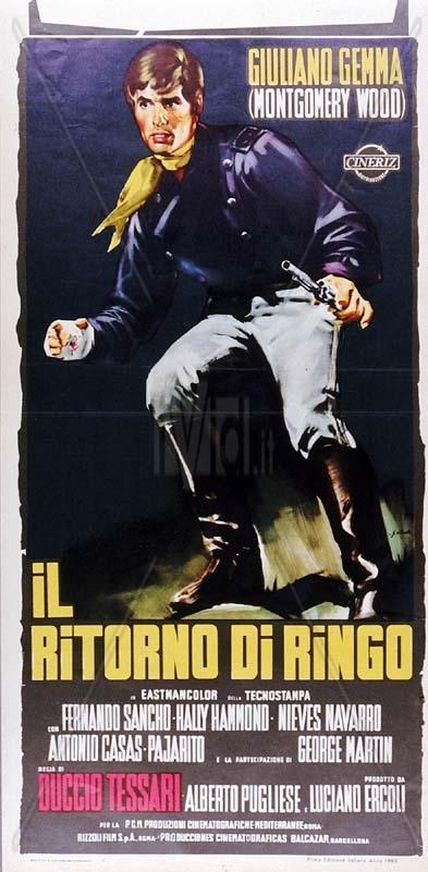 Le retour de Ringo - Il ritorno di Ringo - 1965 - Duccio Tessari Ritorn12