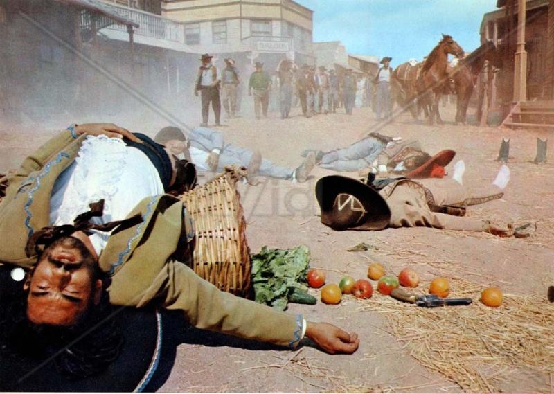 Le retour de Ringo - Il ritorno di Ringo - 1965 - Duccio Tessari Ritorn18