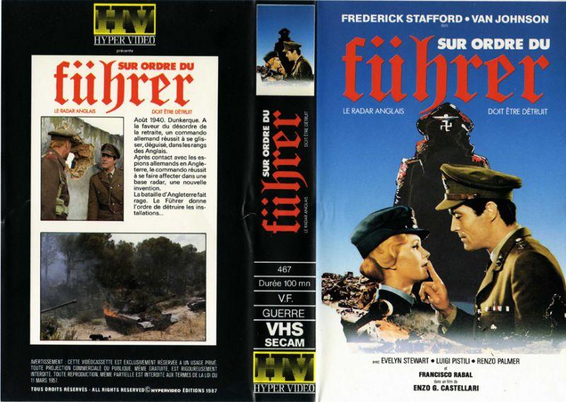 Sur ordre du Führer - La battaglia d'Inghilterra -  1969 - Enzo G. Castellari  Sur20o10