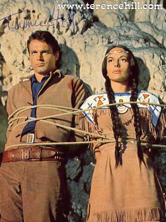 Le trésor des montagnes bleues - Winnetou - 2. Teil - 1964 - Harald Reinl Terenc10