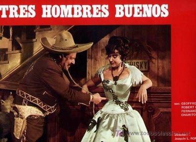 Trois cavaliers noirs . Tres Hombres Buenos . 1963. J.L. Romero Marchent. Tres_h11