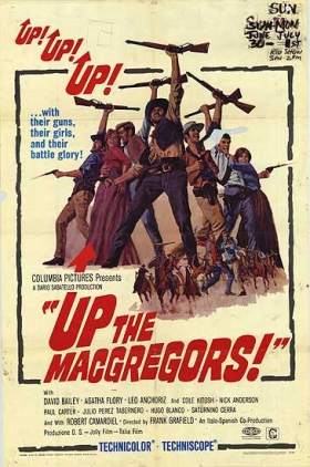 Les 7 écossais explosent - Sette donne per i McGregor - Franco Giraldi - 1966 Upthem10