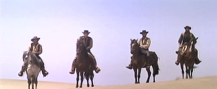 4 hommes à abattre - I quattro inesorabili - 1965 - Primo Zeglio Vlcsn111