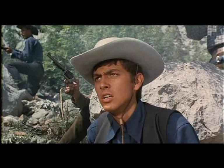 Massacre au Grand Canyon . 1963 . Albert Band et Sergio Corbucci . Vlcsna64