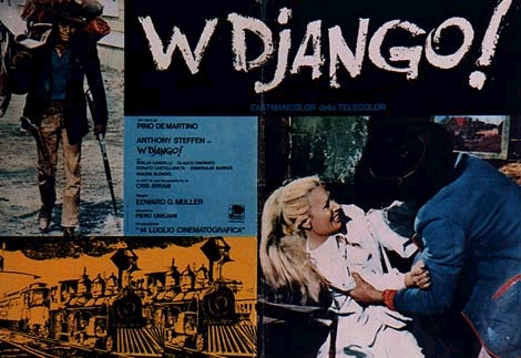 Viva Django ( W Django ) –1971- Eduardo MULARGIA W_djan11