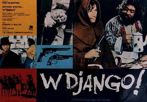 Viva Django ( W Django ) –1971- Eduardo MULARGIA W_djan13