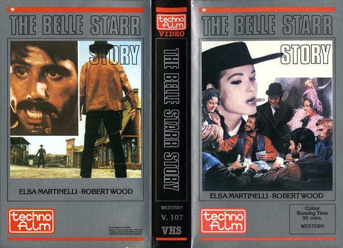 The Belle Starr Story (Il Mio Corpo per un poker) –1968- Piero CRISTOFANI Wanted10