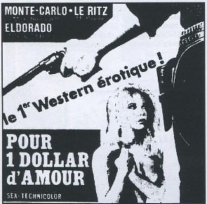 Pas d'orchidées pour le shérif . Un dollaro di fuoco. 1965. Nick Nostro. Zadfr11