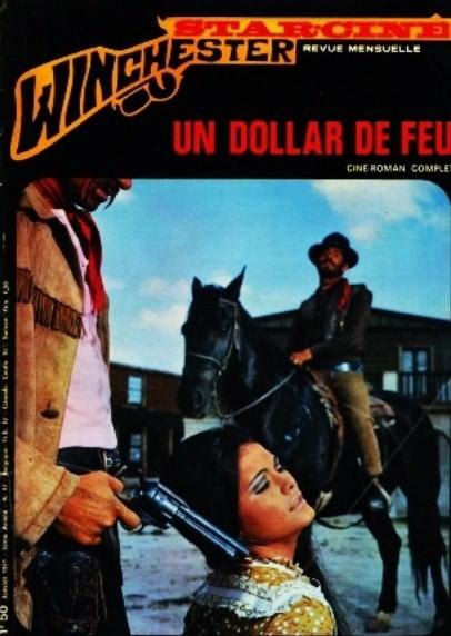 Pas d'orchidées pour le shérif . Un dollaro di fuoco. 1965. Nick Nostro. Zcop611