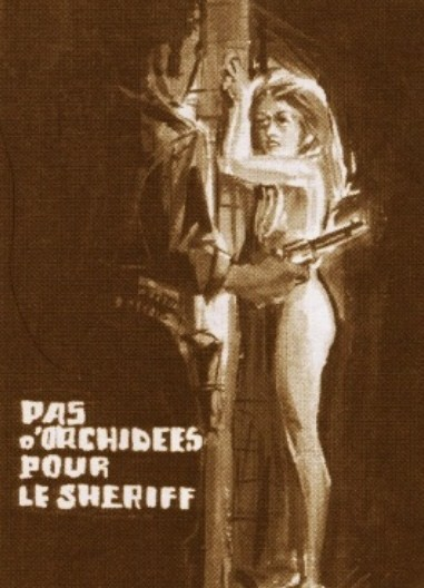 Pas d'orchidées pour le shérif . Un dollaro di fuoco. 1965. Nick Nostro. Zfr210