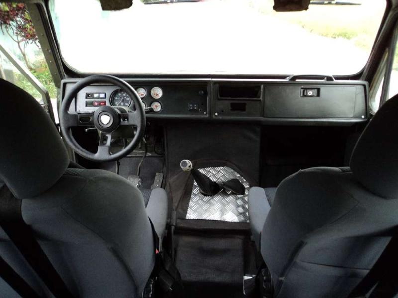 Engesa Fase 1 - Turbo Diesel 4x4 710