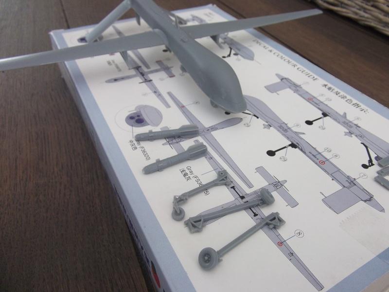 Drone RQ-1 Predator Dscf0314