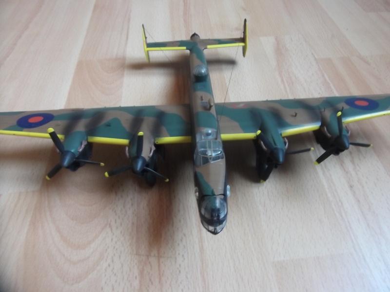 Halifax B Mk.II Revell 1/72° - Page 2 Dscf3311