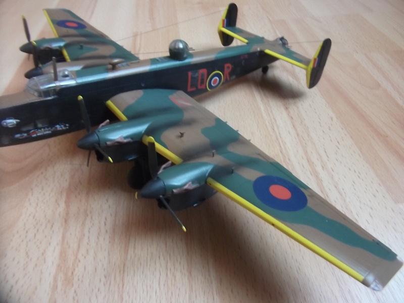 Halifax B Mk.II Revell 1/72° - Page 2 Dscf3312