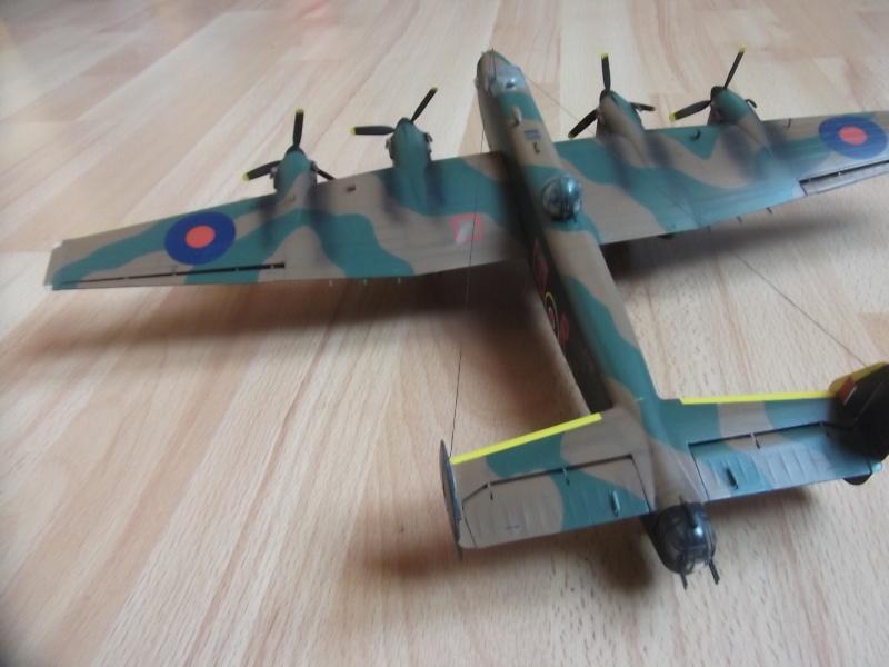 Halifax B Mk.II Revell 1/72° - Page 2 Dscf3313