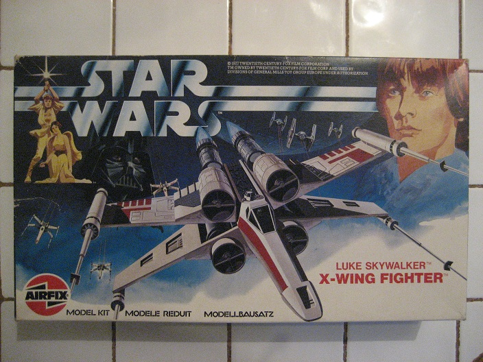 *** Your SW Oddball Pictures Here *** Airfix10
