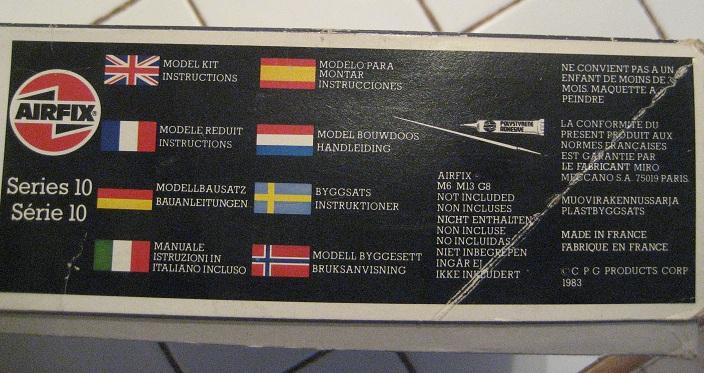 MODEL KITS  Airfix11