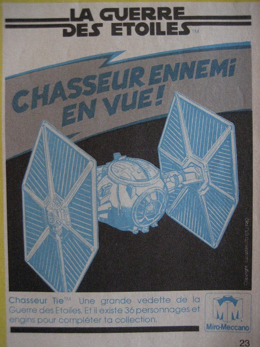 Vintage Star Wars French Toy Advertisements - Page 2 Pif_7112