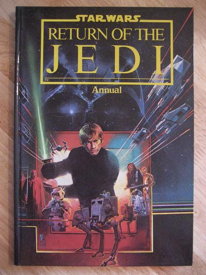 Any love for the vintage 1st SW annual? ESB + ROTJ added! Rotjan14