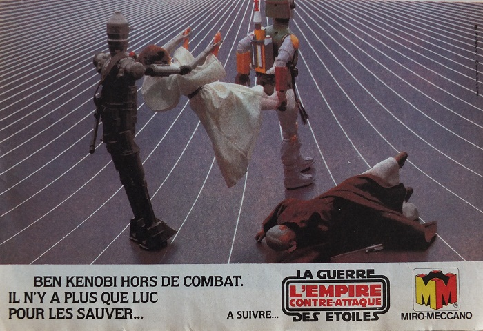 Vintage Star Wars adverts - the bizarre and the cool Saynet19