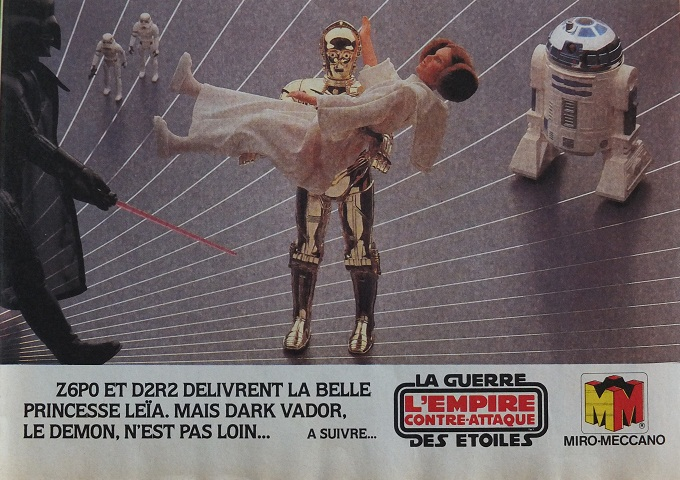 Vintage Star Wars adverts - the bizarre and the cool Saynet20