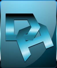 Logo mit Initialen Cyan10