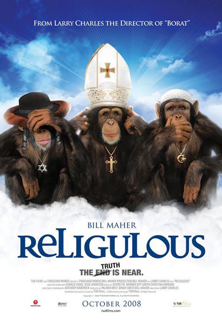 "Film/Documentaire ""RELIGOLO"" (Religulous) Religu10"