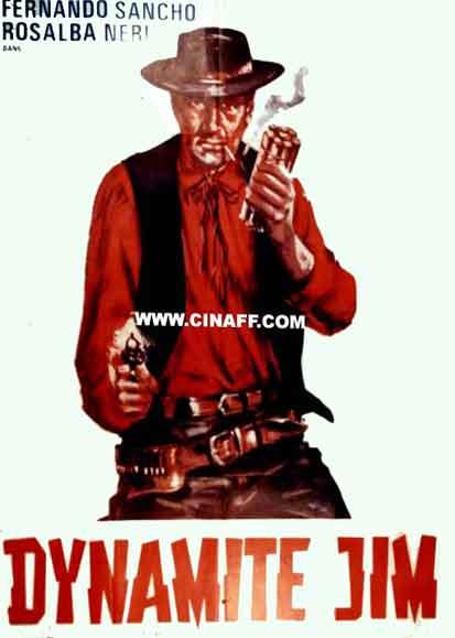Dynamite Jim - Dynamita Jim - Dinamite Jim - 1966 - Alfonso Balcazar - 10111110