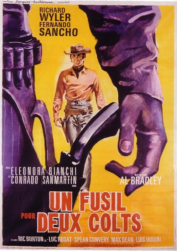 Un fusil pour deux colts ( Voltati ti Uccido ) - 1967 - Alfonso BRESCIA Deuxco10