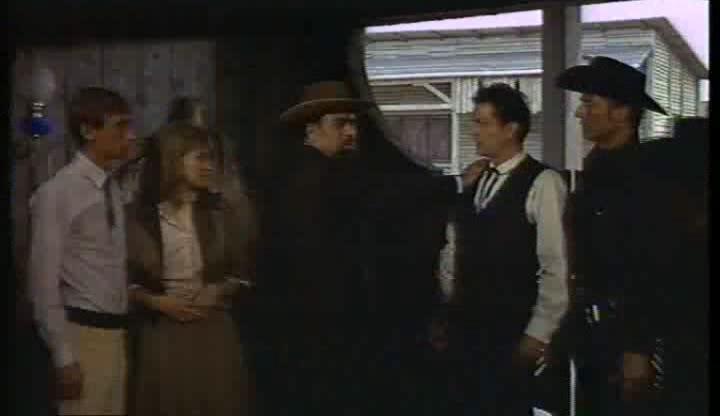 Le shérif ne tire pas . Lo sceriffo che non spara . 1965 . Jose-Luis Monter et Renato Polselli Famill12