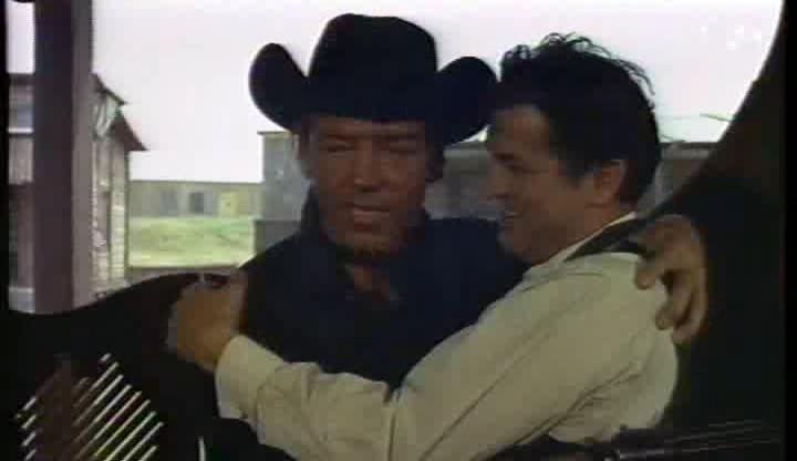 Le shérif ne tire pas . Lo sceriffo che non spara . 1965 . Jose-Luis Monter et Renato Polselli Freres10