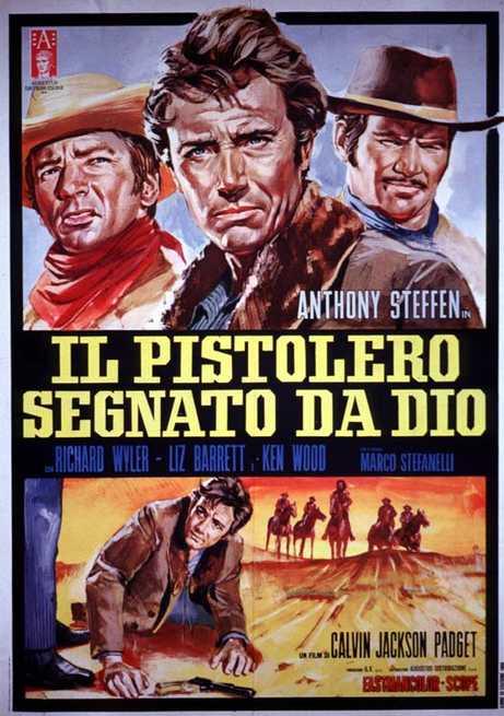 Deux pistolets pour un lâche (Il pistolero segnato di Dio ) -1967- Calvin Jackson Paget (Giorgio Ferroni) Mvjqil10