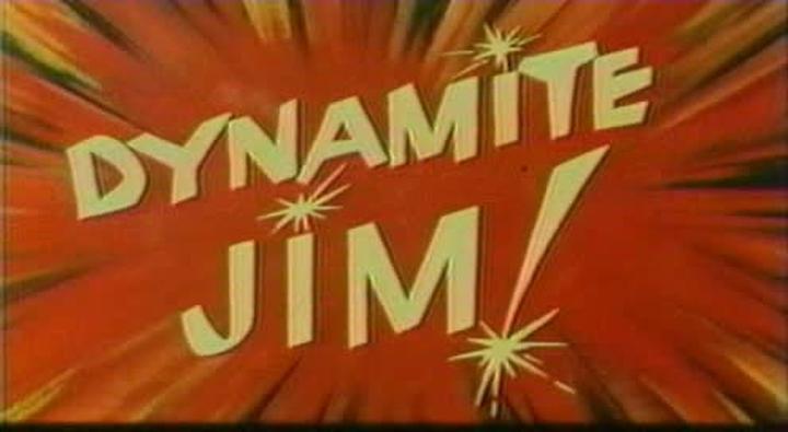Dynamite Jim - Dynamita Jim - Dinamite Jim - 1966 - Alfonso Balcazar - Vlcsna66