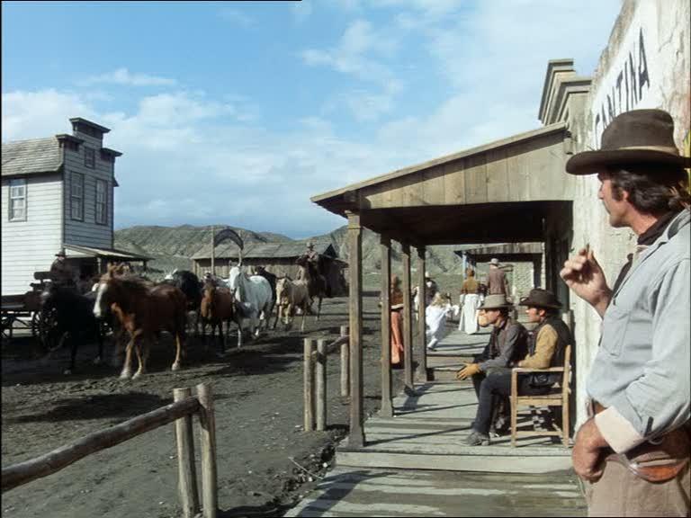 Chino - Valdez, il mezzosangue - 1973 - John Sturges et  Dulio Coletti Vlcsna67