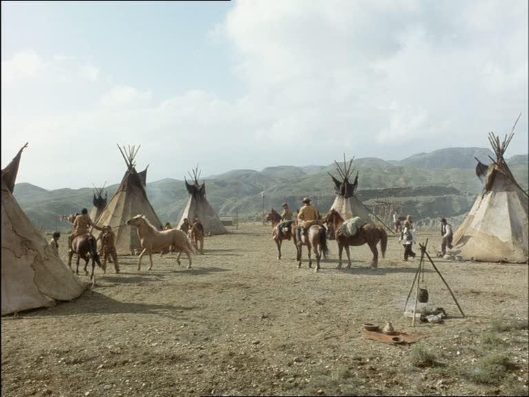 Chino - Valdez, il mezzosangue - 1973 - John Sturges et  Dulio Coletti Vlcsna68