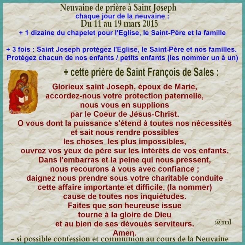 9 Jours avec Saint Joseph époux de Marie vers le 19 Mars  Neuv_j10